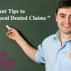 Ten Important Tips to Appeal Denied Claims